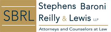 Stephens, Baroni, Reilly & Lewis LLP Header Logo